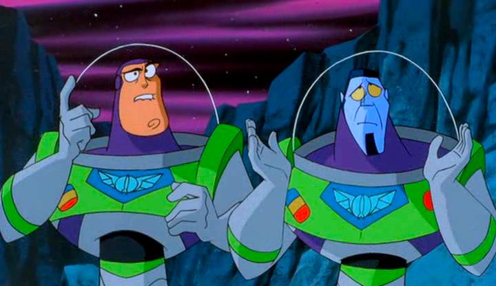 Buzz Lightyear Of Star Command Rocks The Newplex